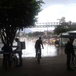 Cicloruta Calle 80 en Bogotá