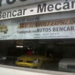 Autos Bencar en Bogotá