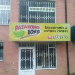 Restaurante & Comidas Patakong Kong en Bogotá