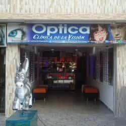Óptica Clínica de la Visión en Bogotá