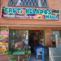 Fruti Helados Maná en Bogotá