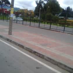 Cicloruta Tunal en Bogotá
