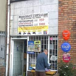 Rehobot Copias en Bogotá