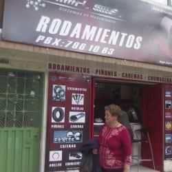 H.S Rodamientos en Bogotá