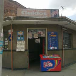 Cigarerría y Cafetería Guidos en Bogotá