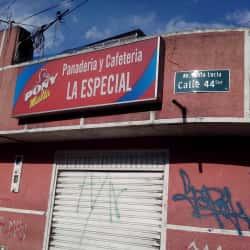 Panadería y cafetería La Especial  en Bogotá