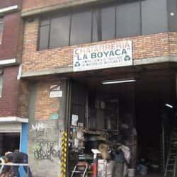 Chatarrería La Boyacá en Bogotá