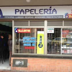 Papelería Avenida La Esperanza con 58 en Bogotá