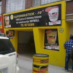 Panelrock Supermastick PR en Bogotá