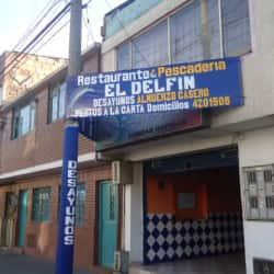 Restaurante y Pescaderia El Delfín en Bogotá