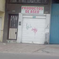 Productos de Aseo Carrera 21 con 10 en Bogotá