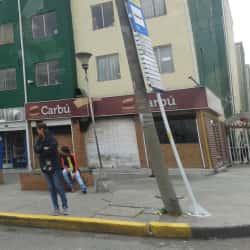 Carbu Hamburguesas Ahumadas de Res en Bogotá