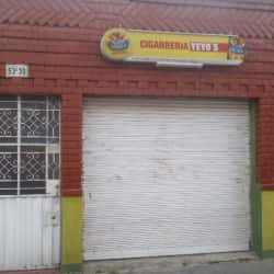 Cigarrería Yeyos en Bogotá