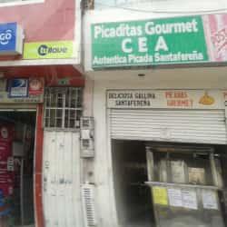 Picaditas Gourmet Cea en Bogotá