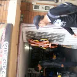 Moto Hervar en Bogotá