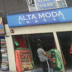 Alta Moda Textil en Bogotá