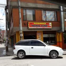 Restaurante Donde Toño en Bogotá