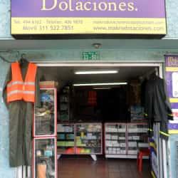 Makro Dotaciones DSI en Bogotá
