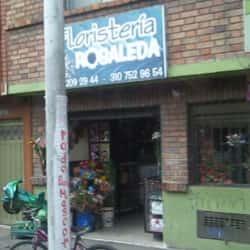 Floristería Rosaleda en Bogotá