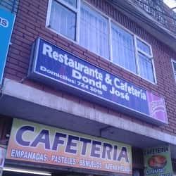 Restaurante y Cafeteria Donde José en Bogotá