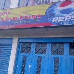 Restaurante Fogón Colombiano en Bogotá