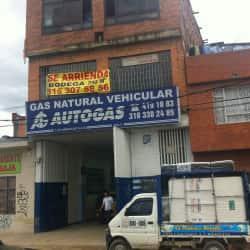 Autogas Las Américas S.A.S. en Bogotá