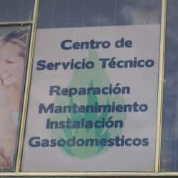 Centro de Servicio Técnico Gasodomésticos en Bogotá