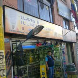 Llaves E ILuminación en Bogotá
