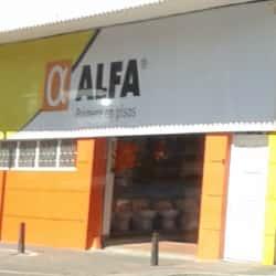 Alfa Santa Lucía en Bogotá