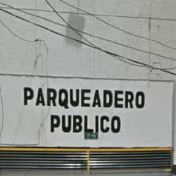 Parqueadero Público Calle 18 con 17 en Bogotá