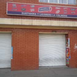 Colombina Carrera 51 en Bogotá