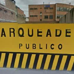 Parqueadero Público Carrera 21 con 18 en Bogotá