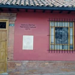Instituto Distrital Patrimonio Cultural  en Bogotá