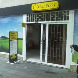 Mac Pollo Country en Bogotá