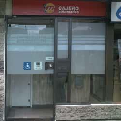 Cajero ATH Carrera 15 con 91 en Bogotá