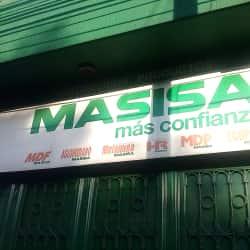 Maderas y Triplex Masisa en Bogotá