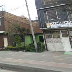 Almuerzos Caseros Calle 43 en Bogotá