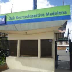 Club Recreodeportivo Cafam Madelena en Bogotá