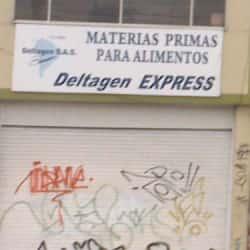 Deltagen Express en Bogotá