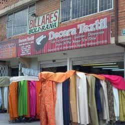 Decora Textil en Bogotá