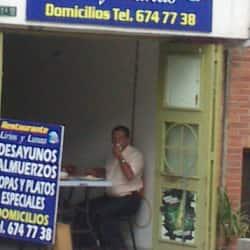 Restaurante Lirios y Lunas en Bogotá