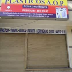 Plásticos A.O.P en Bogotá