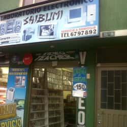 Laboratorio Electrónico SHINUMI en Bogotá