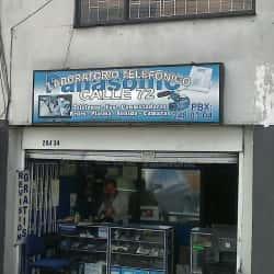 Laboratorio Telefónico Calle 72 en Bogotá