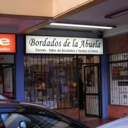 Bordados de la Abuela en Bogotá