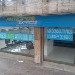 Anticipos Express Calle 85 en Bogotá