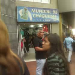 Mundial De Chaquetas  C.C. El Gran San en Bogotá