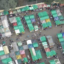 Mercado de las Pulgas San Alejo en Bogotá