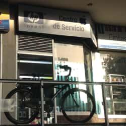 Centro de Servicio HP en Bogotá