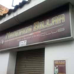 Madeiros Billar Club en Bogotá